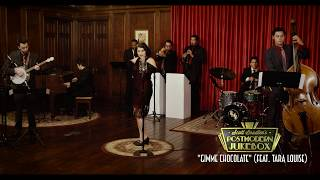"Yes, Postmodern Jukebox covered ""Gimme Chocolate"" by Babymetal... 1..."