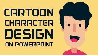 Wie Design-Cartoon-Charakter in PowerPoint