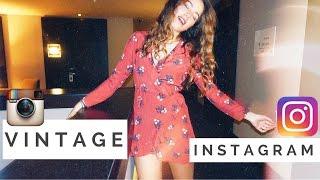 Instagram Fotoğraflarımı Nasıl Düzenliyorum?