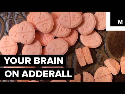 Your Brain on Adderall