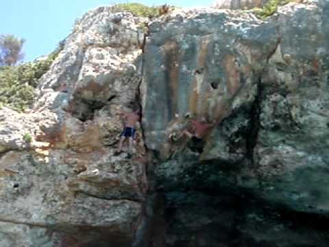 Climber Falls From Cliff