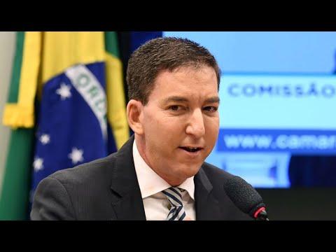 Brazil's Right-Wing Bolsonaro Regime Attacks Leading Critic Glenn Greenwald