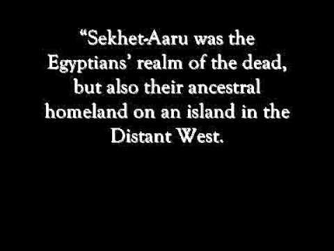 The Island of Flame - Irish Druids Built...