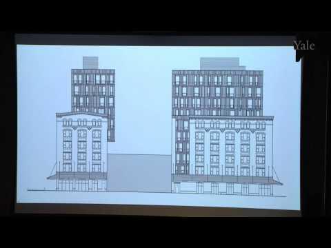 "Yale School of Architecture: ""Design Risk, Design Reward"""