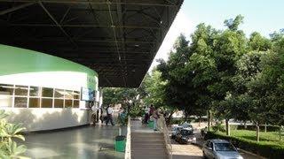 34º JANUARIA / Norte de Minas Gerais (Rodoviária, Passeio de Ônibus)