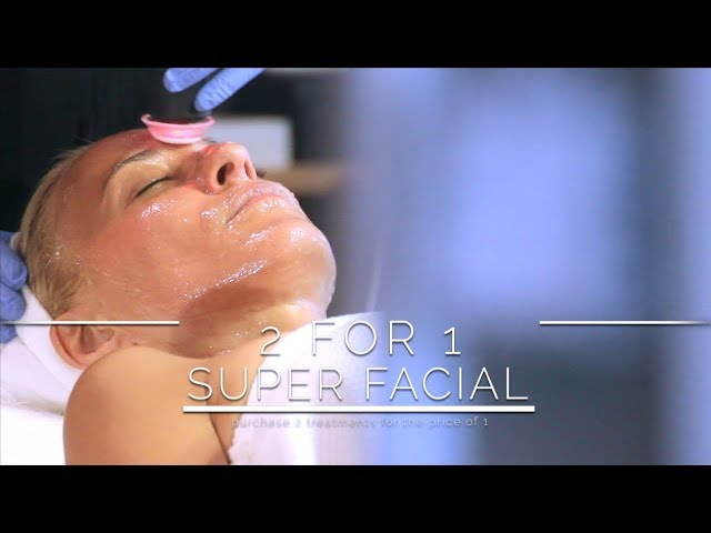 The Super Facial Special - Best Facial Ever