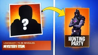 "*NEW* SECRET ""HUNTING PARTY"" SKIN in SEASON 6! (Fortnite SECRET SKIN)"