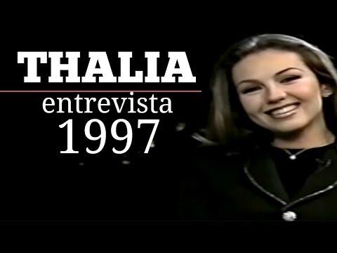 Thalia en entrevista con Jaime Bayly 1997