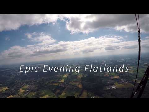Epic Evening Flatlands-  Paragliding Münsterland
