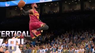 NBA 2K15 in 4K