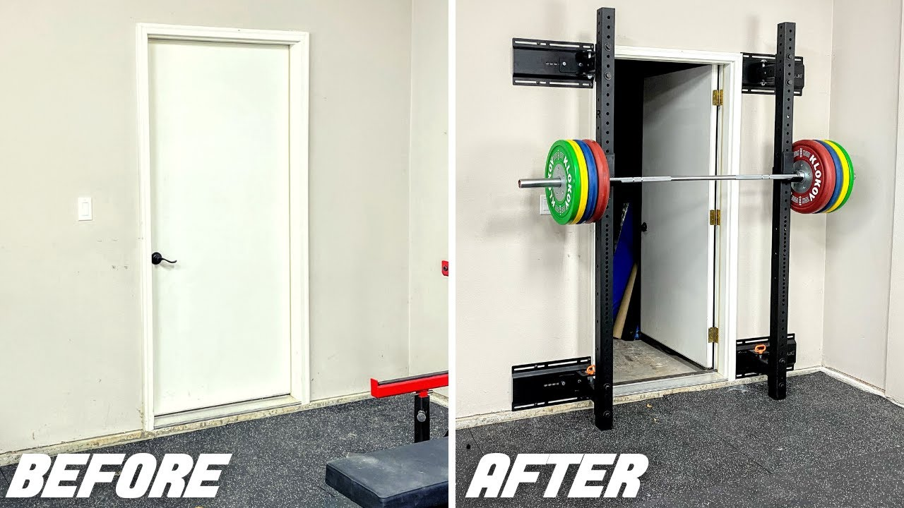 rogue rml 90slim rack review doorway squat rack