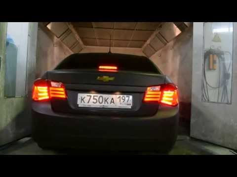 PowerDipMoscow  Chevrolet Cruze черный мат. Plasti Dip . http://vk.com/powerdipmoscoww.+79035389966