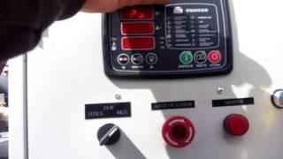 видео Степени автоматизации дизельных электростанций и электроагрегатов
