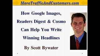 Writing Advertising Headlines That Work Using Google Images Readers Digest and Cosmo