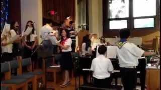 Tình Ngài Yêu -- Gioan Tien Ho TNTT Choir