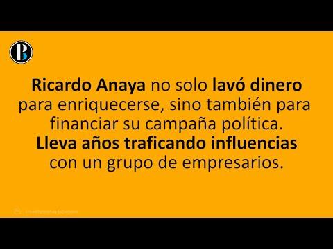 Caso Anaya - Video con supuestas pruebas contra Ricardo Anaya