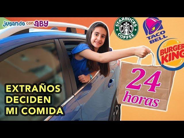 24 HORAS PIDIENDO LO MISMO que la PERSONA DE ENFRENTE!  | ABY