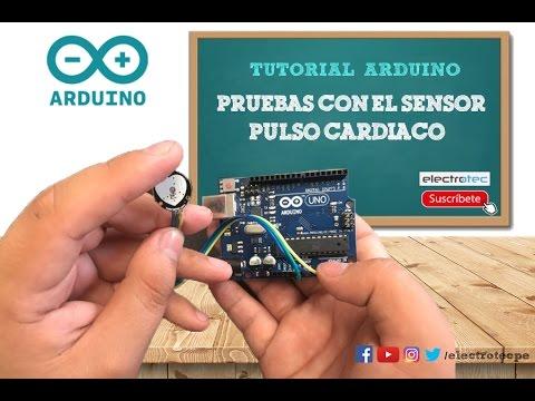 d4235df27 Tutorial sensor de pulso cardiaco - YouTube
