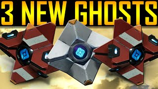 Destiny - 3 NEW GHOST LOCATIONS!