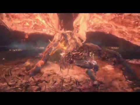 Dark Souls III: The Ringed City DLC Gameplay Video | PS4, XB1, PC
