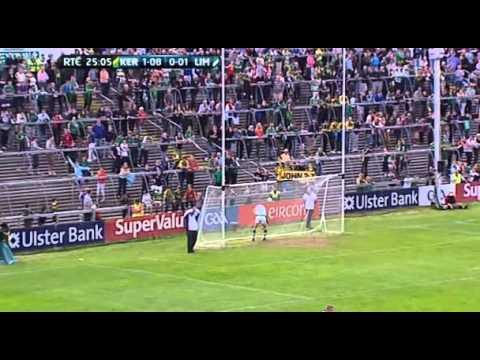 Limerick V Kerry Munster SFC Semi Final 2011
