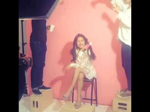 {BTS} Kim So Eun 김소은 photoshoot for CLINIQUE ELLE magazine ...