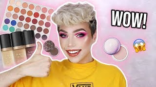 FULL FACE OF PRODUCTS THAT ARE ACTUALLY GOOD LOL | Thomas Halbert