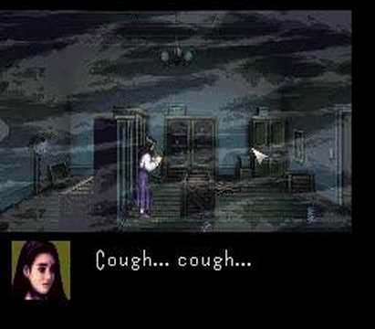Clock Tower [Snes] / Hiding Places