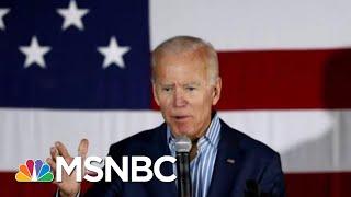Joe Biden Narrowly Leads Democratic Field In NH, Polling Shows | Morning Joe | MSNBC