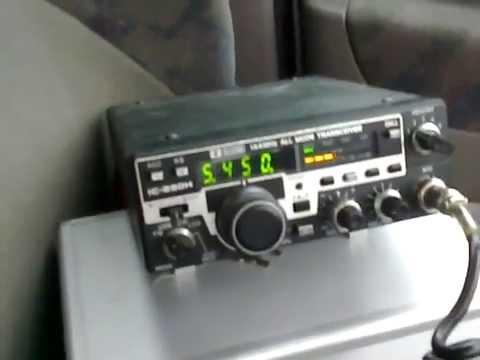 ham radio on 1WATT. very QRP. uk. wiltshire. M6CTP