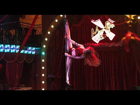 Яна С. Exotic pole dance