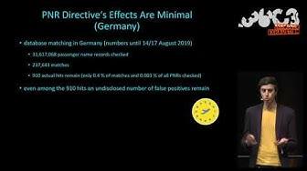 36C3 -  #NoPNR – Let's kill the next Data Retention Law - deutsche Übersetzung