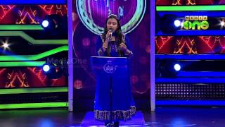 Pathinalam Ravu Season2 (Episode50 Part1) Judge Sithara Singing a Super Song