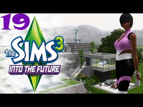 Let's Play: The Sims 3 Into The Future - Part 19   Club Skye