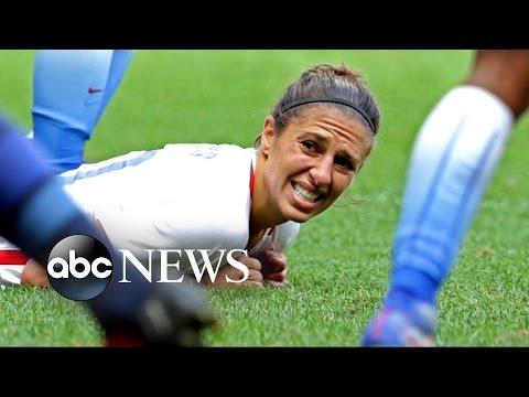 Olympics | USA Women's Soccer Shocking Upset