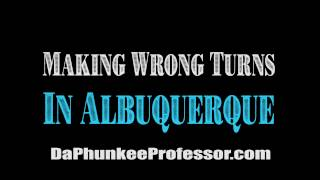 Making Wrong Turns in Albuquerque - The Bugs Bunny Experience