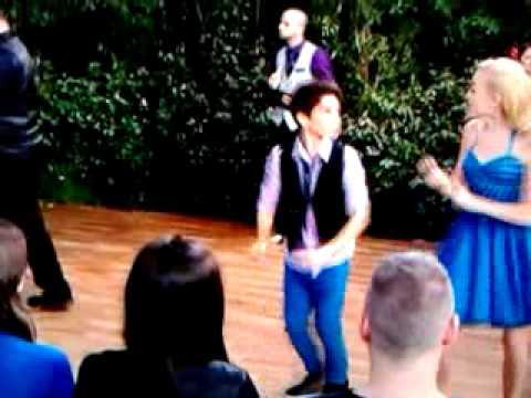 PEYTON LIST Dancing Salsa.JESSIE