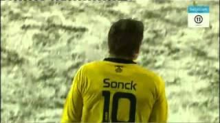 Льерс - Генк 1-1 Уэсли Сонк 31 мин, 1-0