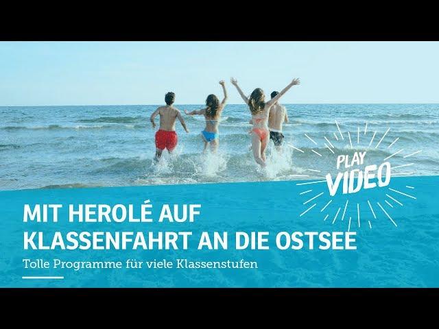 Im Video sehen Sie u.a. Stralsund, den Greifswalder Bodden, Usedom, Rügen und den Darß.   Absolut schöne Reisen ans Meer kann man auch in Deutschland machen. An der ostsee bieten wir Ihnen dafür verschiedene Ziele an: https://www.herole.de/klassenfahrten-ostsee  _______________________________________________________________________________________  Ihr findet uns auch auf  ► unserer Website:  https://www.herole.de ► unserem Blog:  https://www.herole.de/blog/ ► Facebook:  https://www.facebook.com/HeroleReisen ► Instagram:  https://www.instagram.com/herolereisen ► Google+: https://plus.google.com/+HeroleDe/ ► Twitter: https://twitter.com/herole_reisen  _______________________________________________________________________________________  ► Wir sind ein Reiseveranstalter für Klassenfahrten, Abifahrten und Studienreisen. Unser Team besteht aus jungen und sehr engagierten Mitarbeitern der Tourismusbranche  ► Unser Anliegen ist es, Ihnen einfach schöne Klassenfahrten zu einem erschwinglichen Preis anzubieten. Wir wissen, wie wichtig Klassenfahrten für den Klassenzusammenhalt sowie für die Förderung des Allgemeinwissens sind. Wir sind daher bestrebt, Ihnen Reisen mit spezifischen Zusatzprogrammen anzubieten, die auf Ihren persönlichen pädagogischen Anspruch zugeschnitten sind.  Impressum:  https://www.herole.de/impressum   Kamera: Erik Schimschar/Schnitt: Andrej Bavtschenkov
