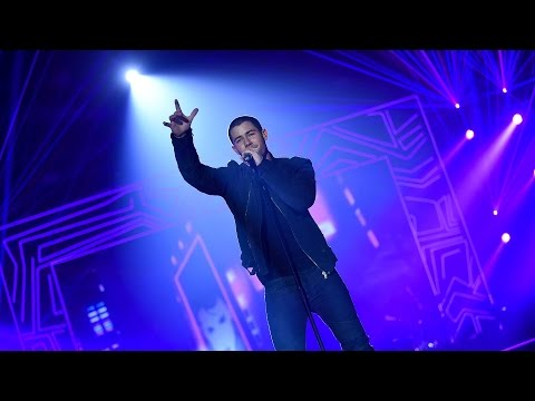 Nick Jonas - Levels (Radio 1's Teen Awards 2015)