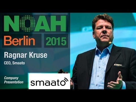Ragnar Kruse, Smaato - NOAH15 Berlin