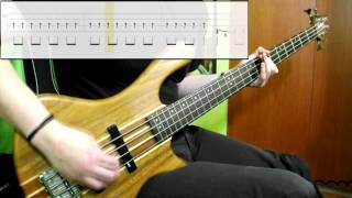 Heroes Del Silencio - Hechizo (Bass Cover) (Play Along Tabs In Video)