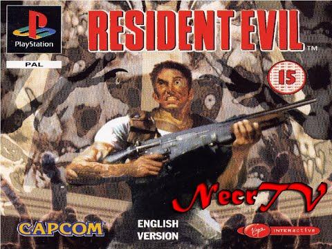 [Playstation 1]Resident Evil Director's Cut Прохождение за Криса