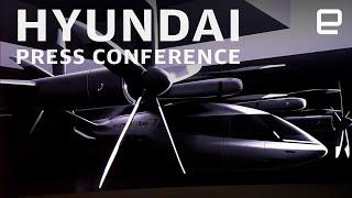 Hyundai at CES 2020 in 7 minutes