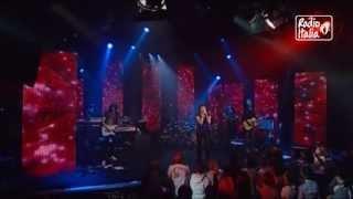 Gianna Nannini Live - La fine del mondo 2013 a RadioItaliaLive