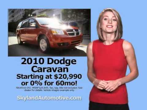 Skyland Chrysler Jeep Dodge Tv Youtube