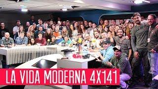 La Vida Moderna 4x141...es que la disolución de Moderdonia haya tenido mayor impacto que la de ETA