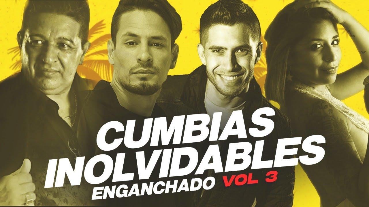 ENGANCHADO CUMBIAS INOLVIDABLES, VOL. 3   Rodrigo Tapari, Mario Luis, Chili Fernandez, Rocio Quiroz