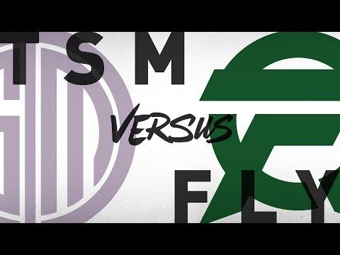 TSM vs. FLY - Week 9 Day 3 | NA LCS Summer Split | TSM vs. FlyQuest (2018)