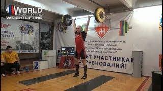 БАГАПШ/BAGAPSH (85) 80х-80-83/105-110-112х. Moscow- Grif club competitions/30.12.2018